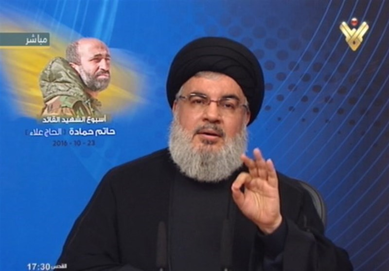 Hezbollah Prevented Lebanon from Plunging into Crisis: Nasrallah