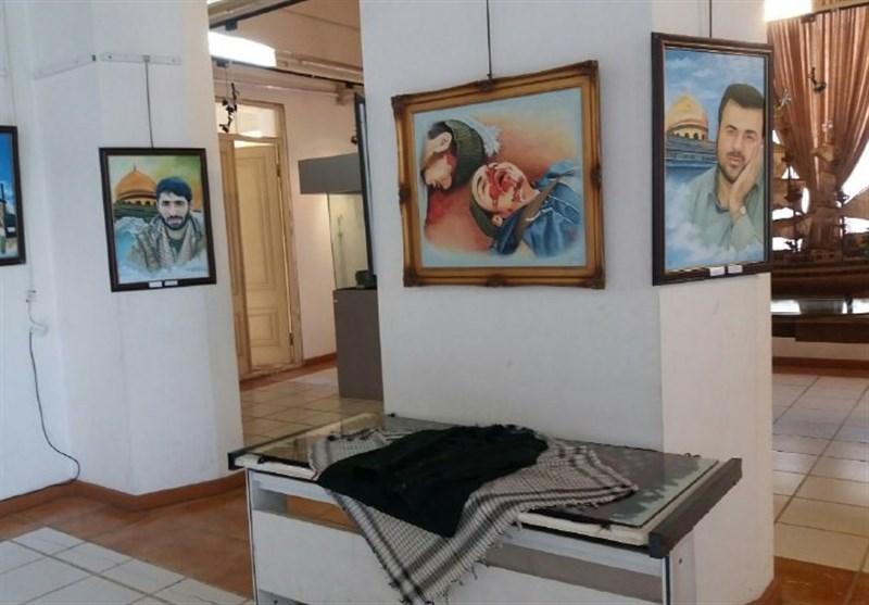 نمایشگاه یادواره شهدای نماز جمعه در شهرکرد گشایش مییابد