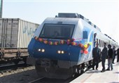 قطار سریع السیر کاشان