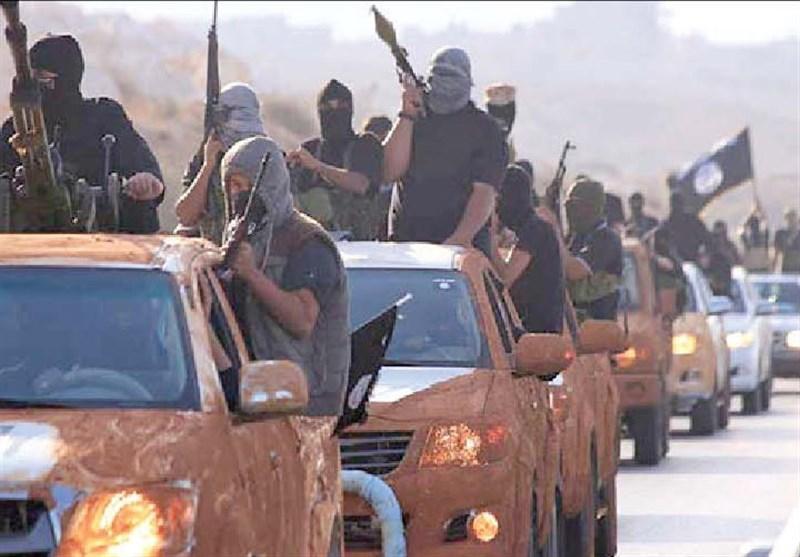 Daesh Members Flee Western Iraqi Border Region toward Syria