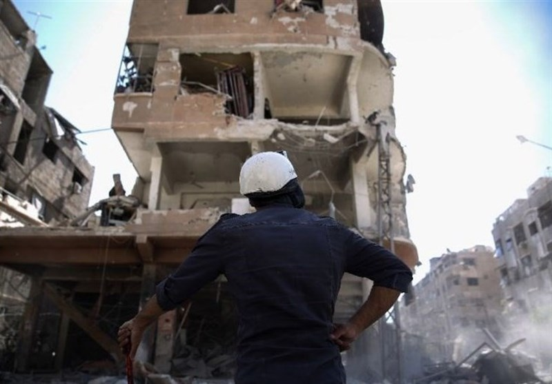 Terrorist Confesses to Working with White Helmets in Aleppo