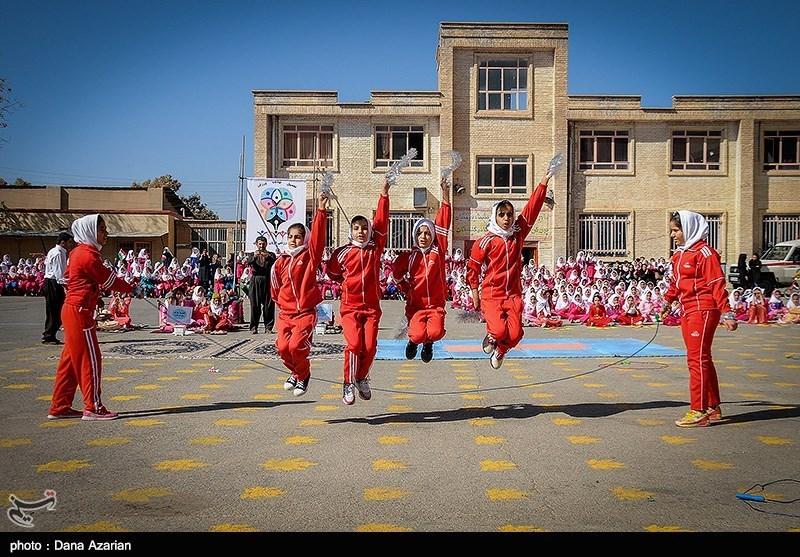 المپیادهای ورزشی درون مدرسهای در مدارس استان لرستان اجرا میشود