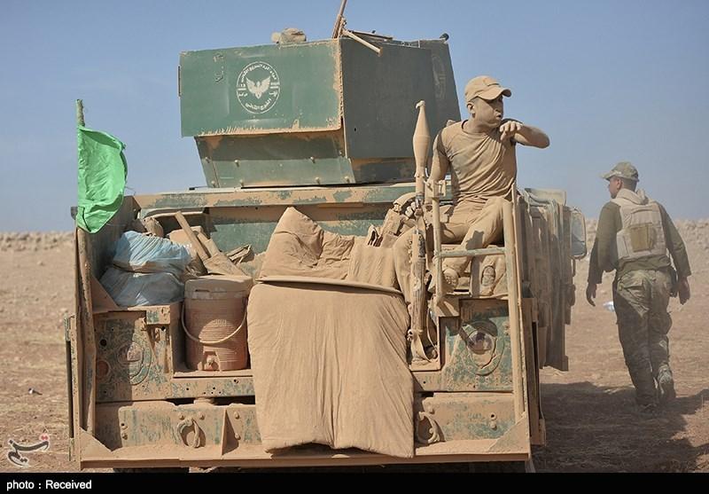 تداوم پیشروی نیروهای عراقی در موصل