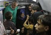 حلب نجات مردم از تروریستها