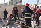 تست اولین سامانه قطع جریان گاز حین زلزله در تهران