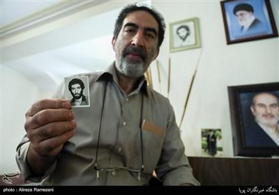 بیان خاطرات توسط برادر شهید گل محمدی