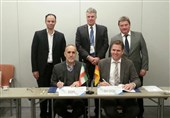 ایران با هرمس آلمان و سرو سوئیس تفاهم نامه امضا کرد