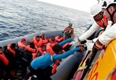 More Than 700 Rescued Migrants Taken to Sicily