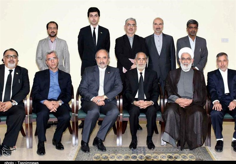 ایرانی اٹارنی جنرل کی چیف جسٹس آف پاکستان سے ملاقات/ قیدیوں کے تبادلے پر بات چیت