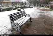 ارتفاع بارش برف در اردبیل به 48 سانتیمتر رسید