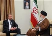رئیس شورای ریاستجمهوری بوسنی و هرزگوین با امام خامنهای دیدار کرد
