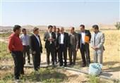 افتتاح طرح های روستایی کهگیلویه