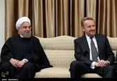 دیدار رئیس شورای ریاست جمهوری بوسنی و هرزگوین با مقام معظم رهبری