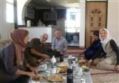 حضور گردشگران خارجی در یاسوج