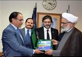 ایرانی اٹارنی جنرل کا سپریم کورٹ، وزارت قانون اور نیب ہیڈکوارٹر کا دورہ