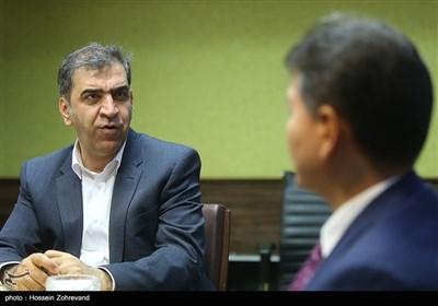 مهرداد پهلوان زاده، رئیس فدراسیون شطرنج ایران