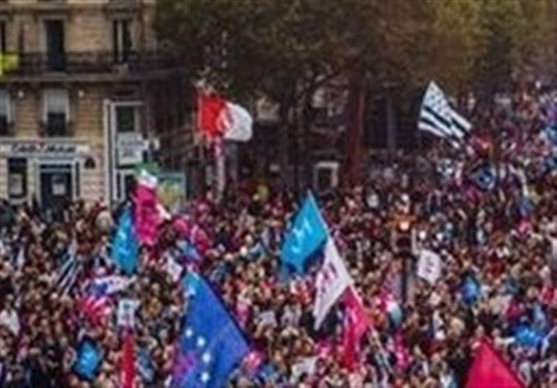 شعار مردم فرانسه:«در سال 2017 به خانواده رأی میدهم»