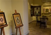 برپایی نمایشگاه نگارگریهای عظیمی در خانه قدیمی زند