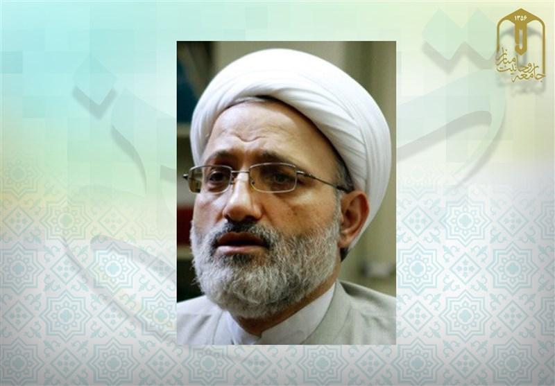 حجت الاسلام سعید مهدوی کنی عضو جامعه روحانیت مبارز شد