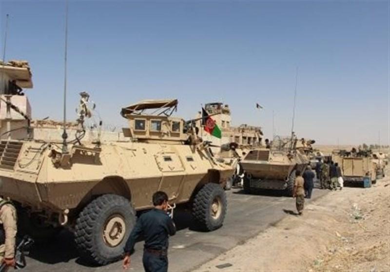 درگیری طالبان و نظامیان افغان در وردک بزرگراه کابل-قندهار را بست