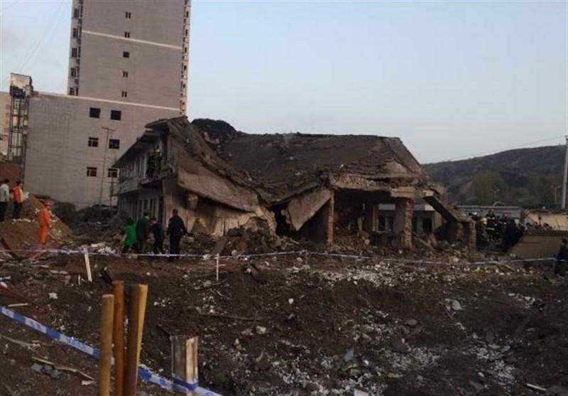 چین میں خوفناک دھماکہ، 14 افراد جاں بحق 147 زخمی