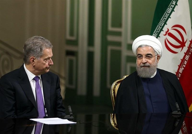 ایران و فنلاند 4 سند و یادداشت تفاهم همکاری امضا کردند