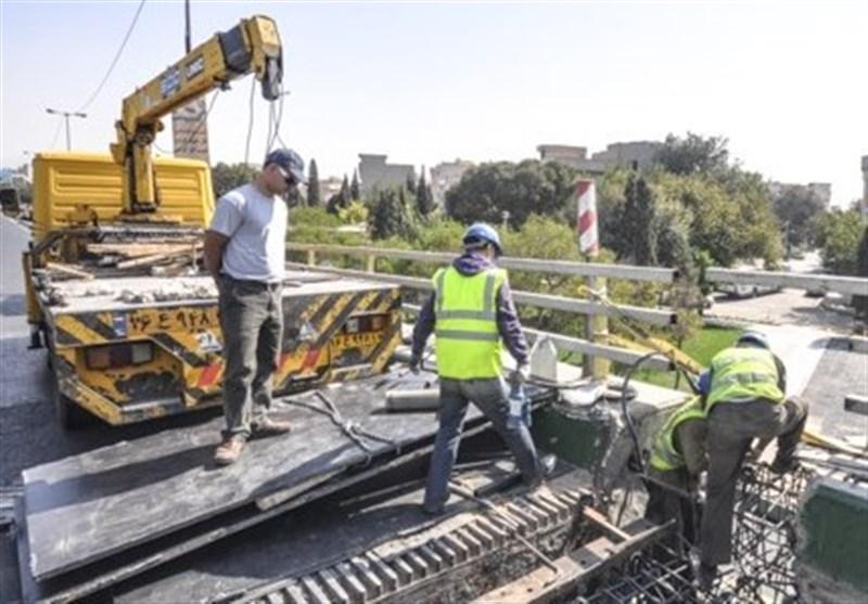 ارتفاع عرشه پل ملاصدرا ــ چمران نیم متر افزایش مییابد
