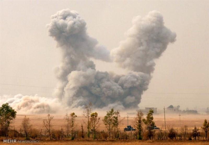 Irak Ordusu Musul'da İlerlemeye Devam Ediyor