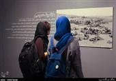 نمایشگاه عکس با نگاهی زیبا شناسانه به عکاسی جنگ ایران وعراق