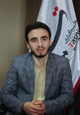 سید مصطفی حسینی قاری ممتاز مسابقات سراسری قرآن
