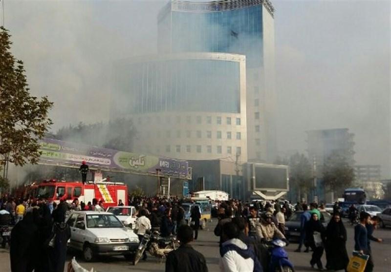 جزئیات جدید آتشسوزی واحد تجاری کفش ملی ساری/ تخریب 100 درصدی فروشگاه کفش ملی