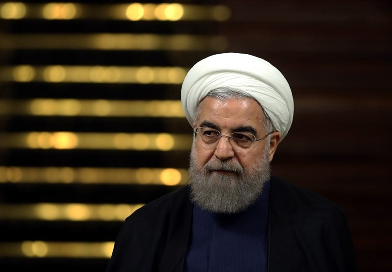 Israeli Crimes Unifying Palestinians: Iran's President