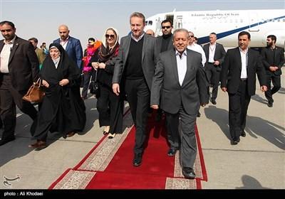 سفر رئیس شورای ریاست جمهوری بوسنی به اصفهان