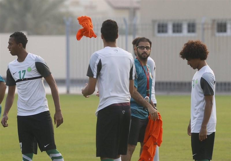 سرمربی جوانان عربستان: ایران بازیکنان برجسته ای دارد