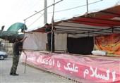 حضور پررنگ شهرداری تهران در خدمترسانی به زائران اربعین در مهران و شلمچه