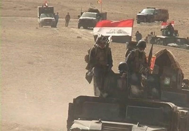 عراقی سیکیورٹی فورسز، موصل کی سرحدوں تک جا پہنچی