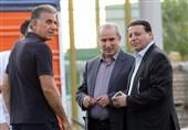 کاسکو: فوتبال ساحلی ایران در جهان نمونه است