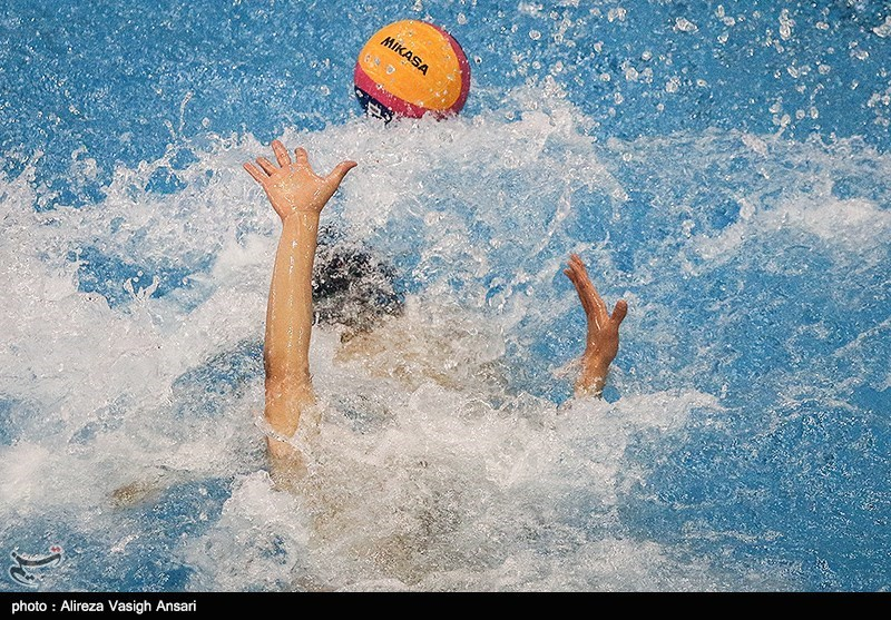 Iran Loses to Netherlands at World Junior Water Polo Championships