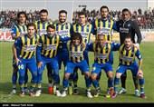 دیدار تیم های فوتبال تراکتورسازی و گسترش فولاد