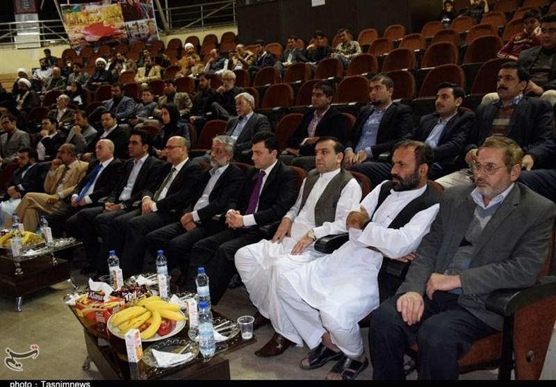 """تسنیم نیوز کے تعاون سے پاکستان قونصلیٹ کے زیر اہتمام """"یوم سیاہ کشمیر"""" سیمینار/ تصویری رپورٹ"""