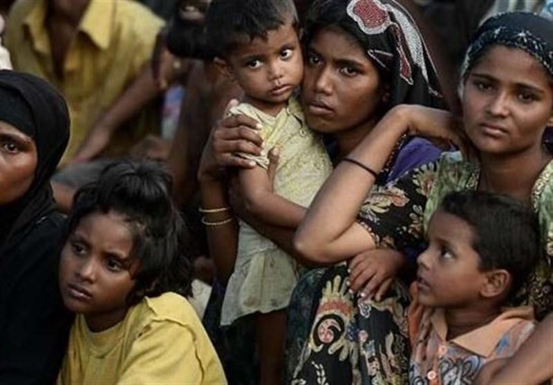 زنان روهینگیایی