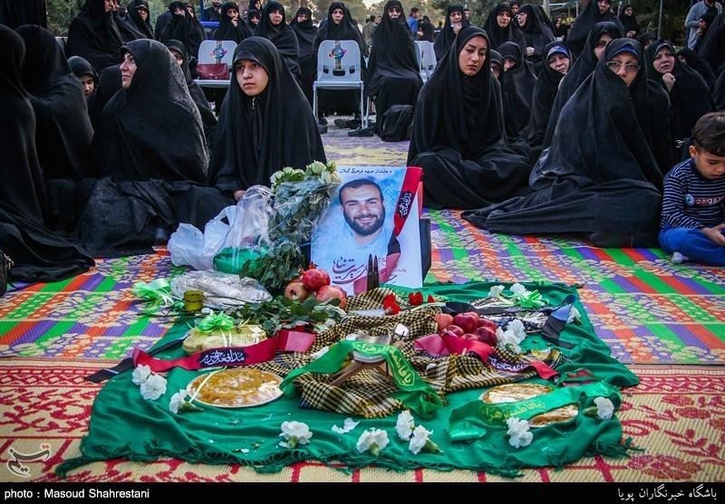 سالگرد شهید مدافع حرم سید اسماعیل سیرت نیا