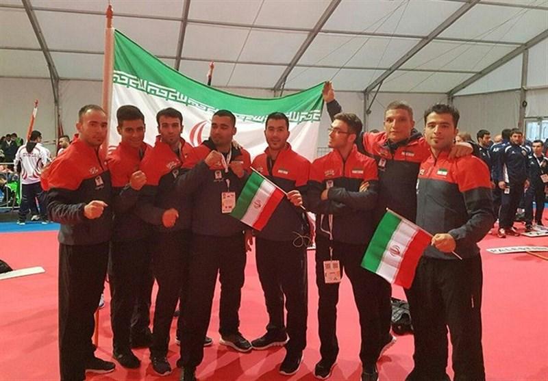 Iran 3rd at Karate World Championships