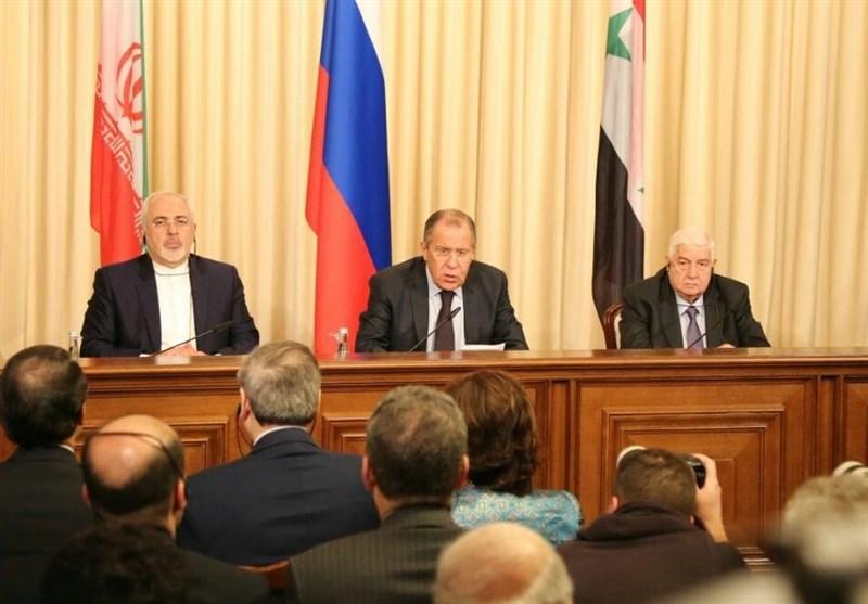 İran-Rusya- Suriye Dışişleri Bakanlarının Ortak Toplantısında Terörizmle Mücadele Kararlılığı