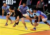 درگیری ورزشکاران تیمهای کبدی قم و کرمانشاه مسابقات قهرمانی کشور را ناتمام گذاشت