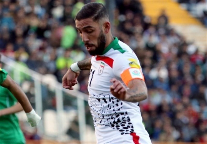 Ashkan Dejagah Linked with Iran's Persepolis: Report