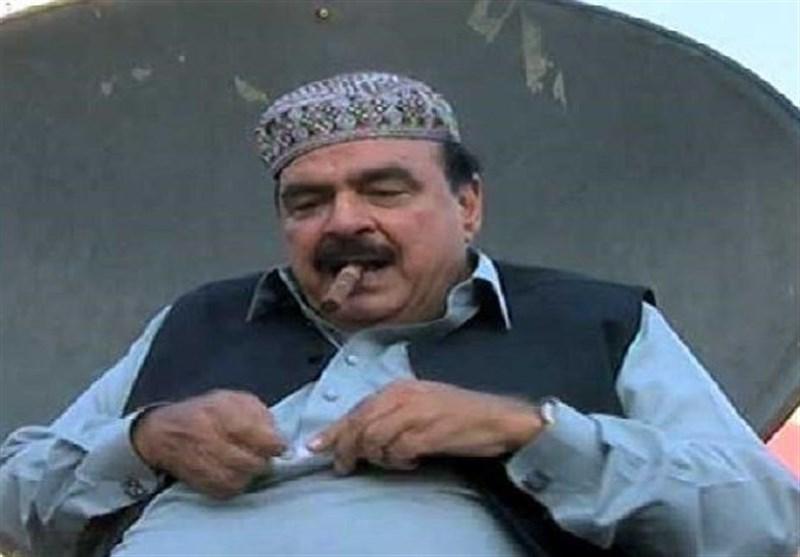 شیخ رشید کی دبنگ انٹری، ہمت ہے تو گرفتار کرو