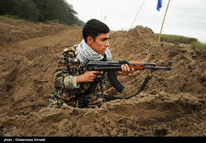 Iran's Basij Forces to Stage Nationwide Military Drills