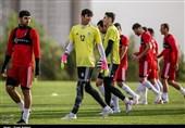 بیرانوند: تابع تصمیم مربیان تیم ملی هستم/ امیری شانس زیادی برای بازی مقابل سوریه دارد