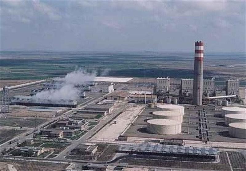 نیروگاه شهید مفتح همدان